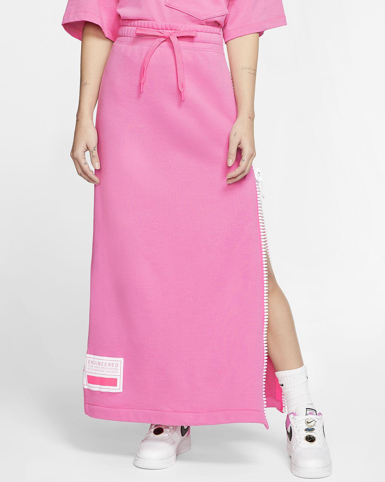 Nike Sportswear NSW Fleece Rock für Damen