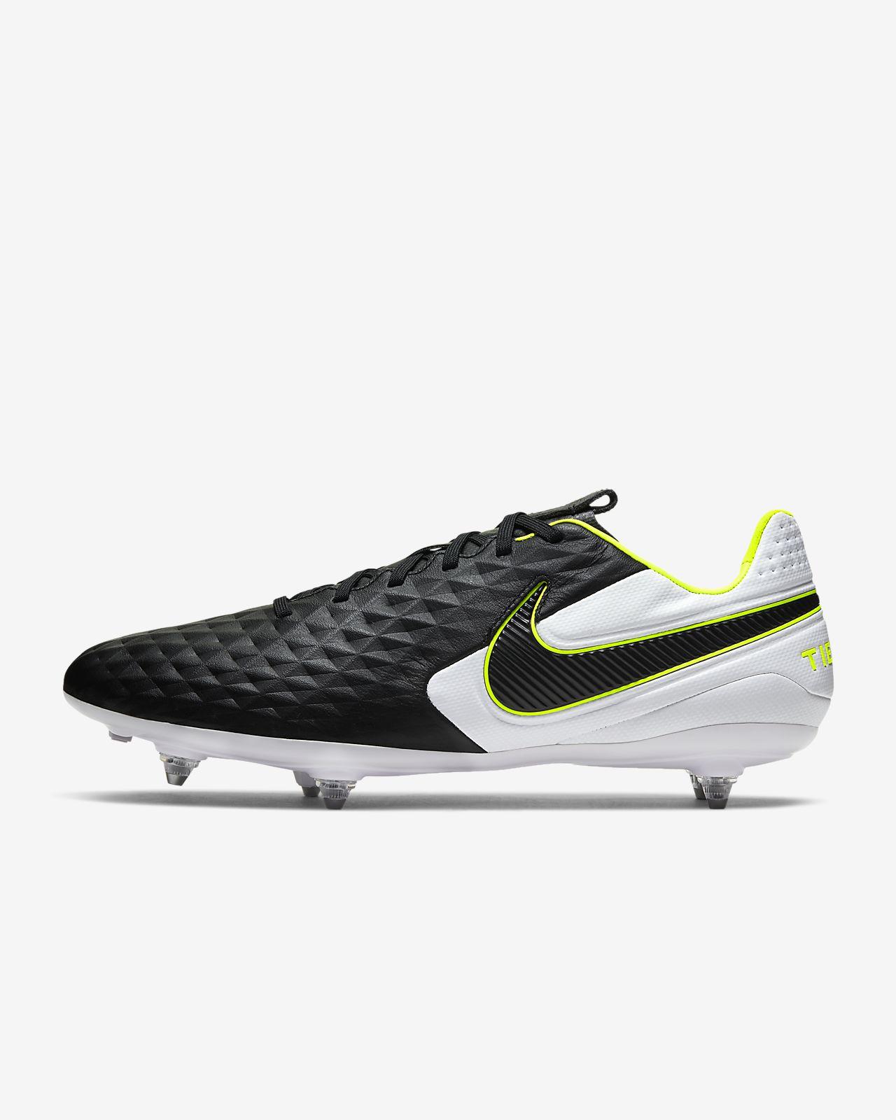 Calzado de fútbol para terreno blando Nike Tiempo Legend 8 Pro SG