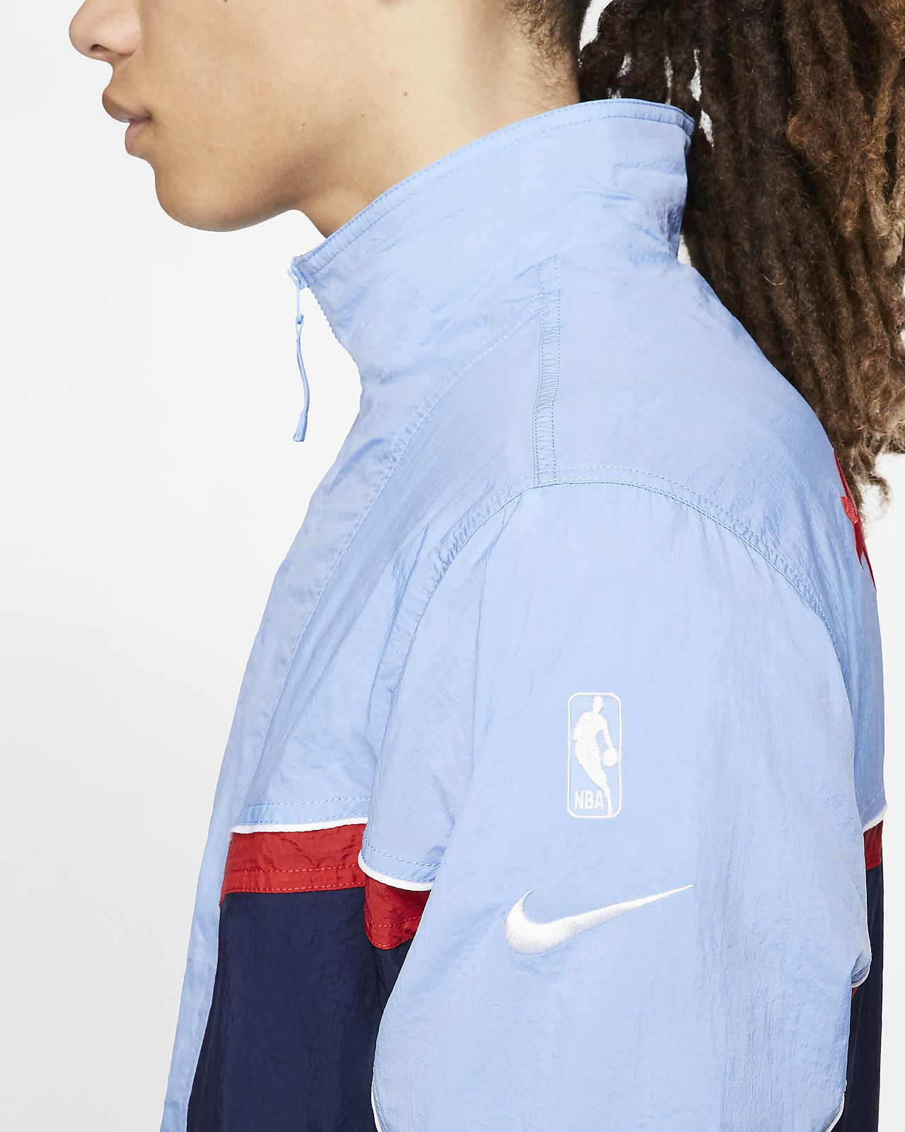 Bulls Courtside City Edition Nike NBA Trainingsanzug für Herren