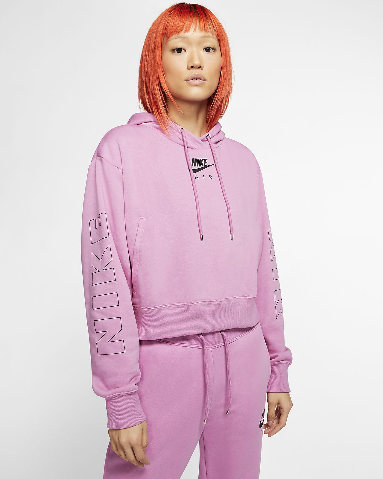Nike Air Fleece Kadın Kapüşonlu Üst