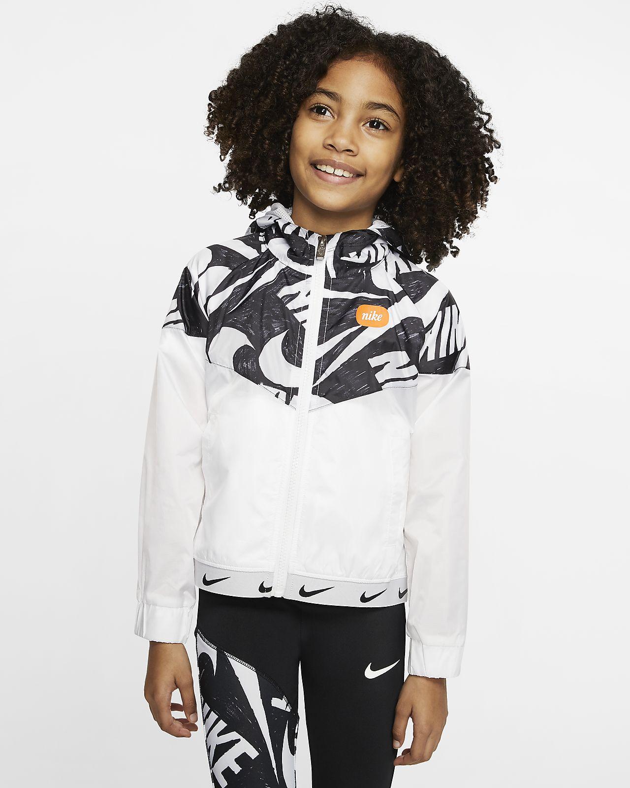 Jacka Nike Sportswear Windrunner för barn