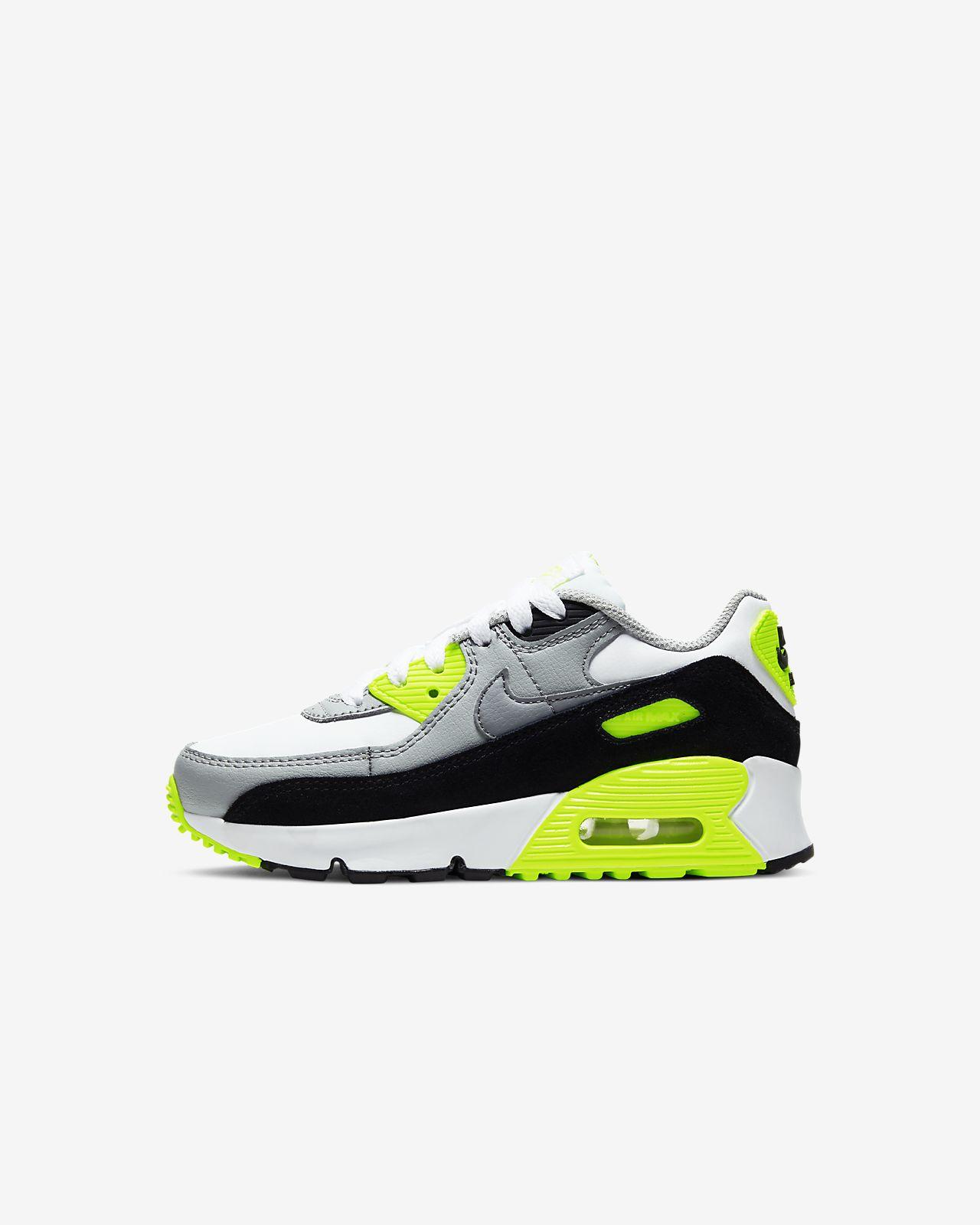 zapatos air max 90 niño