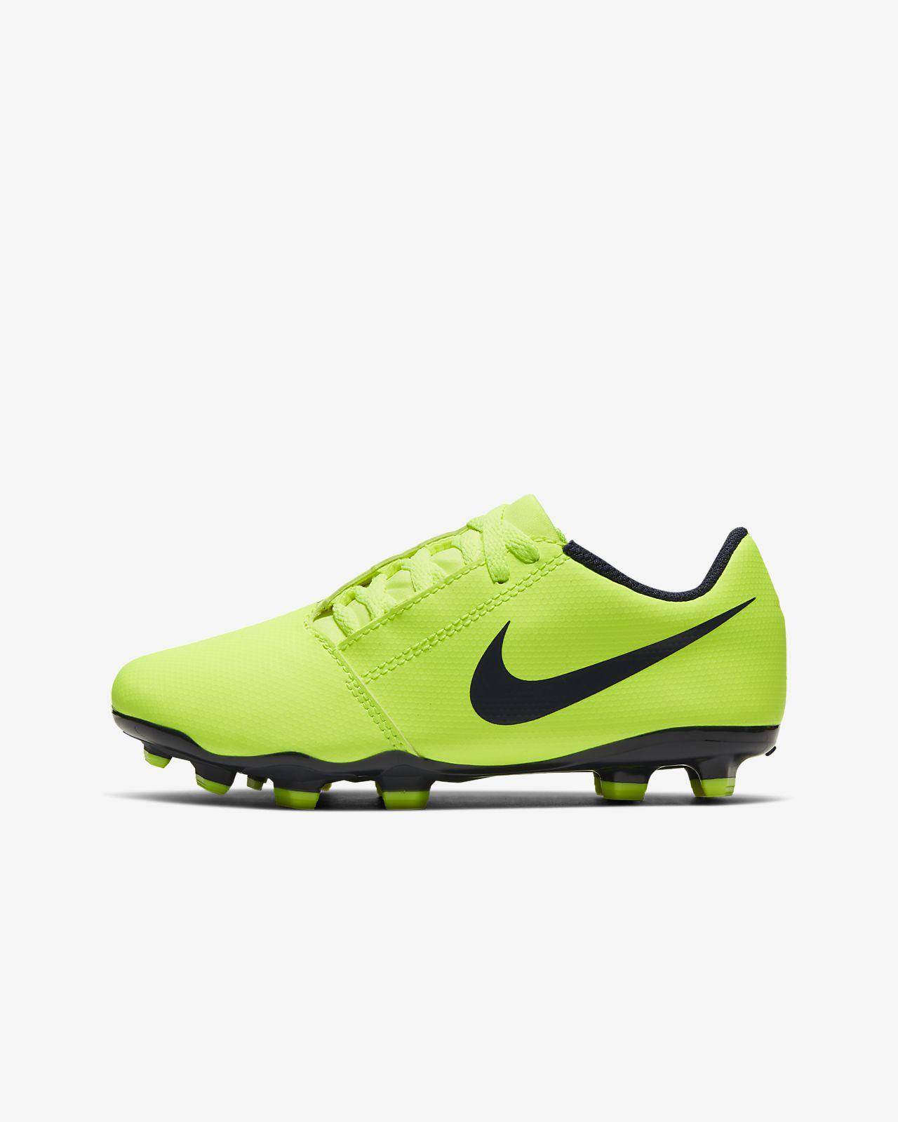 Scarpa da calcio per terreni duri Nike Jr. Phantom Venom Club FG Bambini