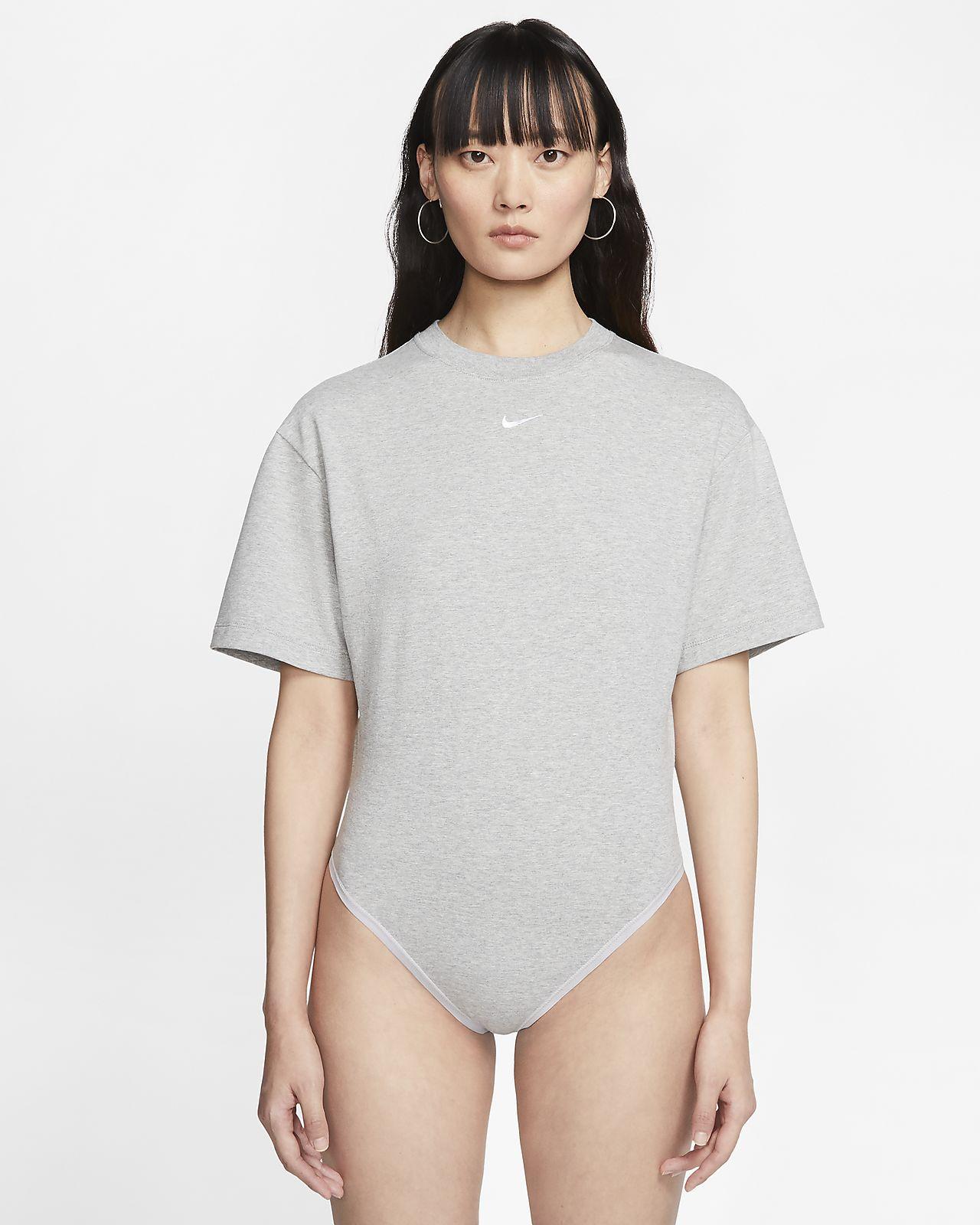 Body a manica corta Nike Sportswear Essential - Donna
