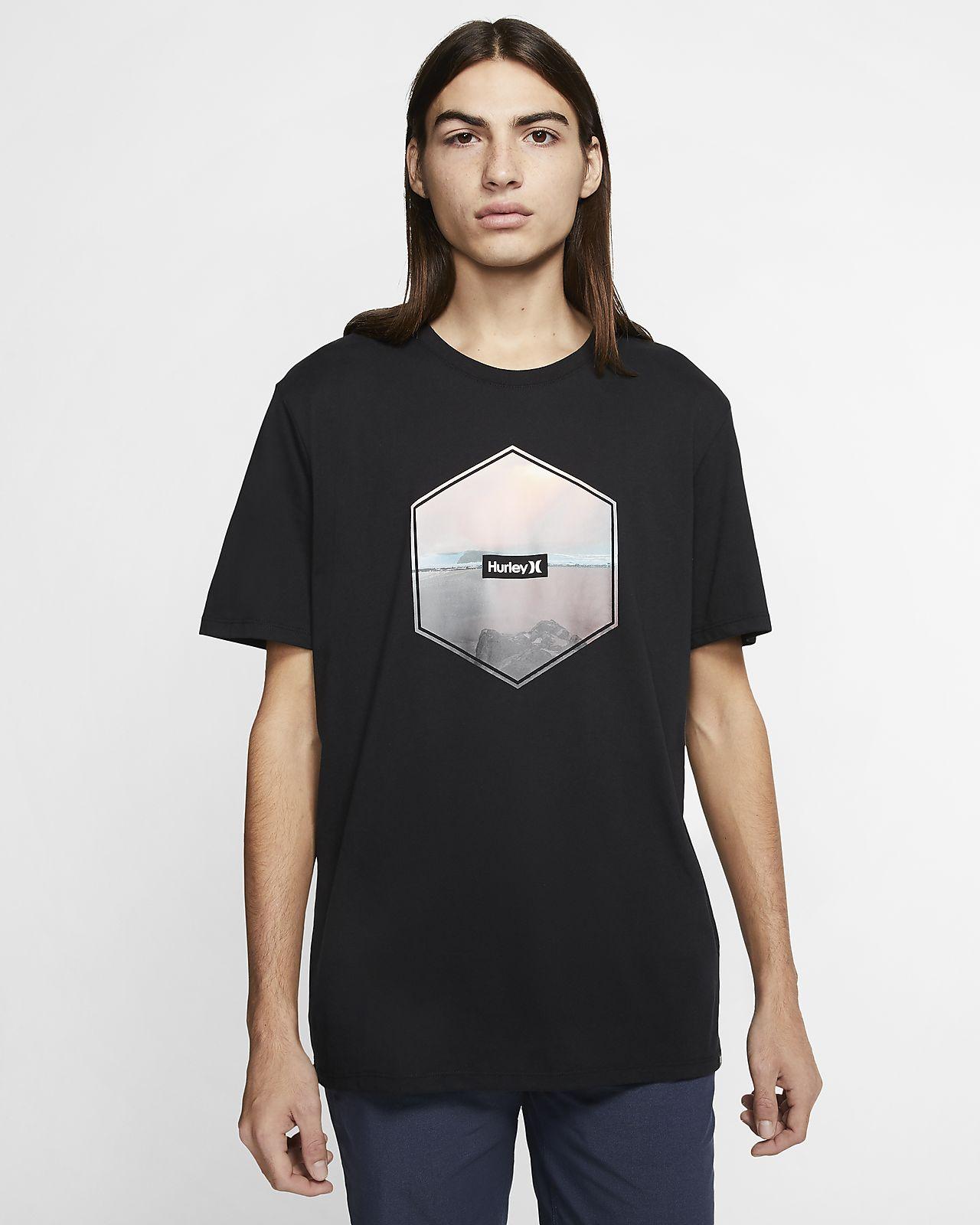 T-shirt męski Hurley Dri-FIT Hex