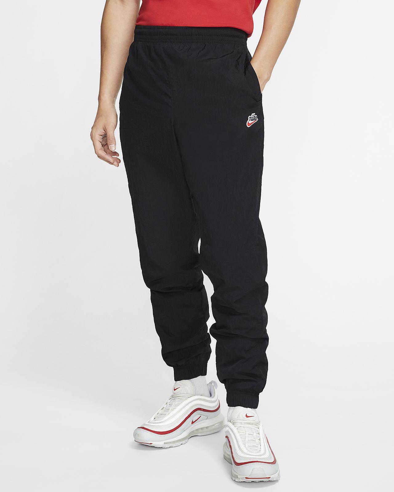 Pantaloni in woven Nike Sportswear Windrunner - Uomo