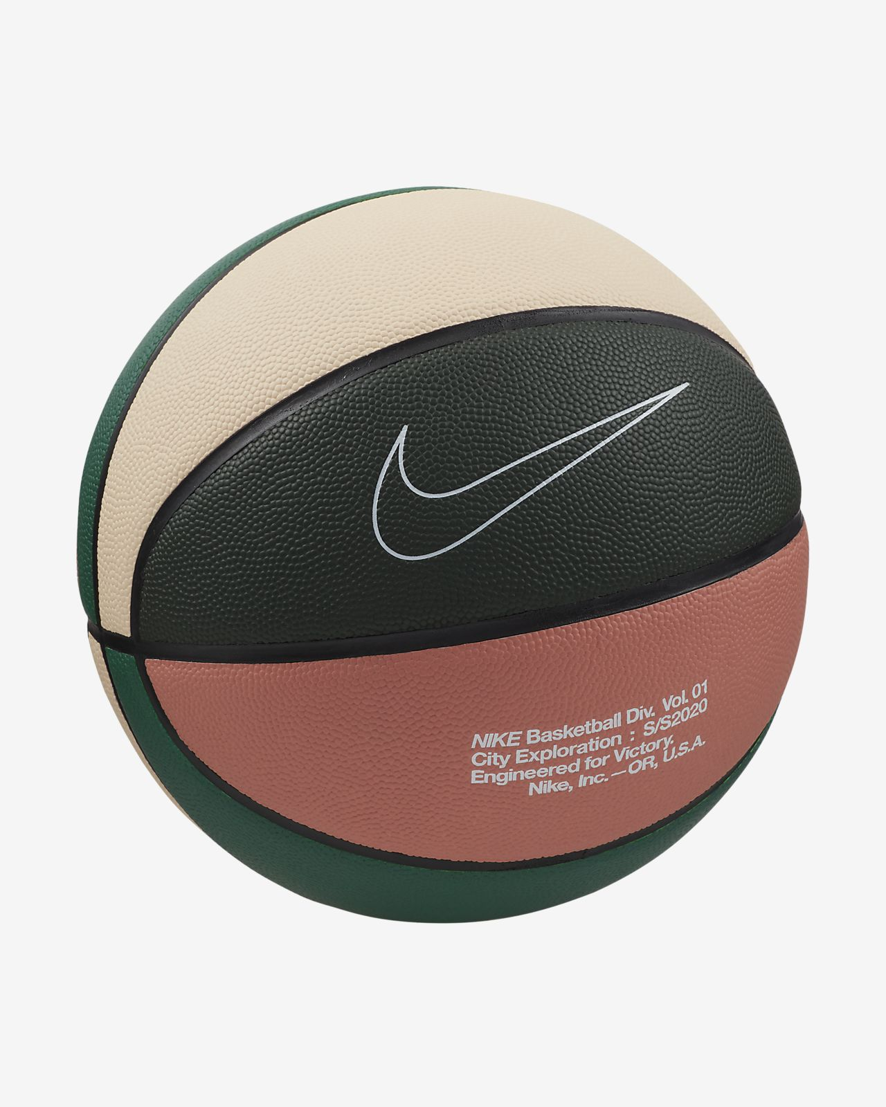 Ballon de basketball Nike City Exploration (Atlanta)