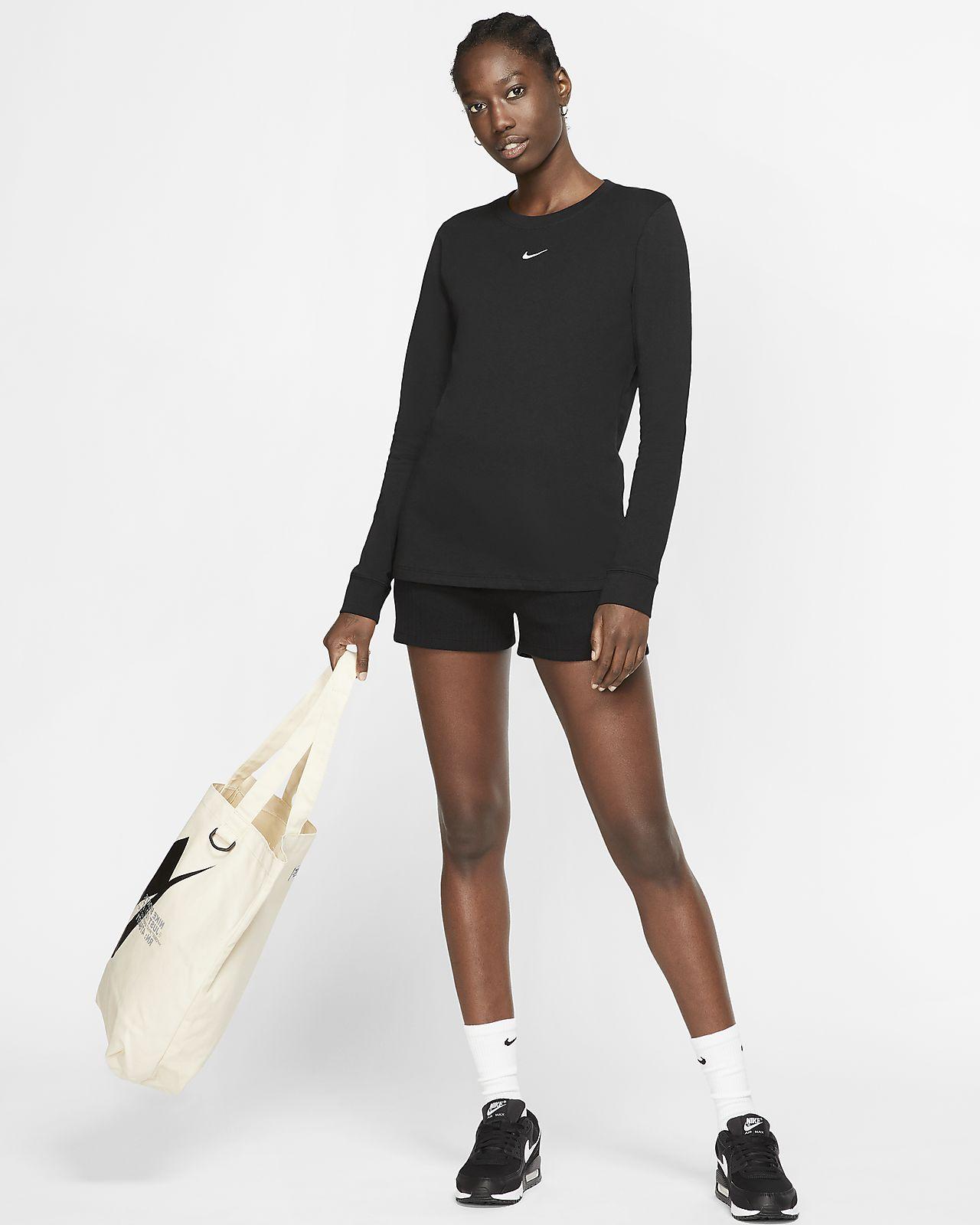Nike Sportswear langærmet T shirt til kvinder