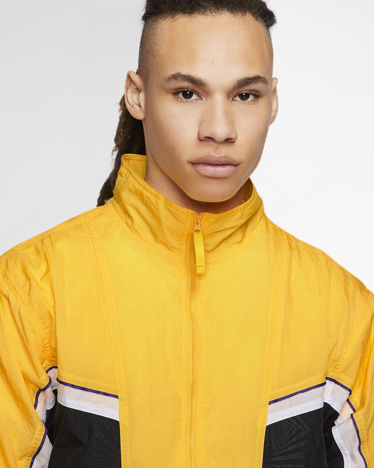 Lakers City Edition DNA Men's Nike NBA Jacket