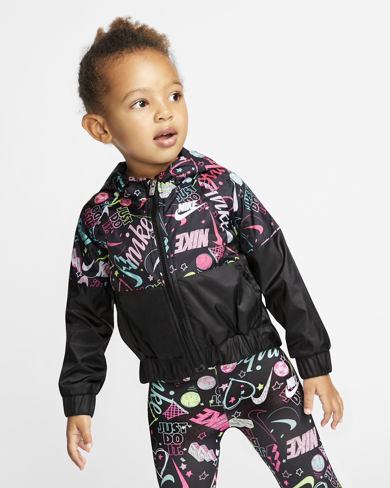 Nike Toddler Hooded Full-Zip Jacket
