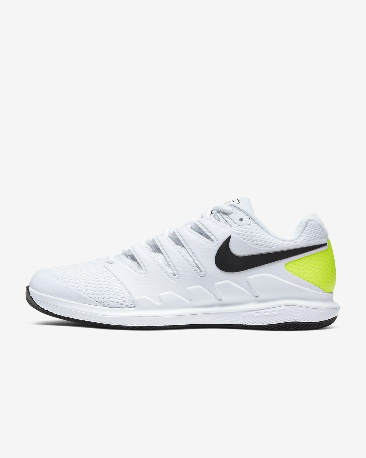 Scarpa da tennis per campi in cemento NikeCourt Air Zoom Vapor X Uomo