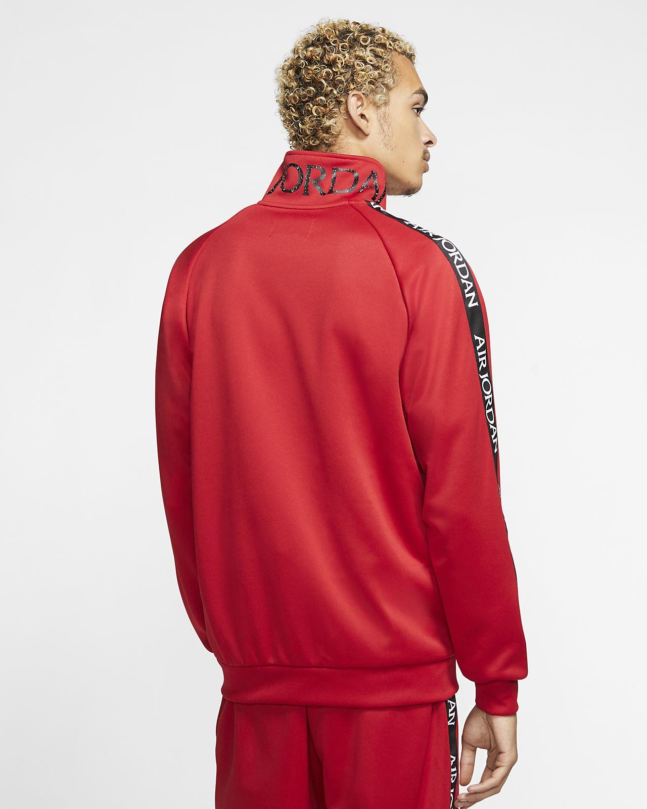 Jordan Jumpman Classics Herren Trainingsjacke aus Trikotmaterial