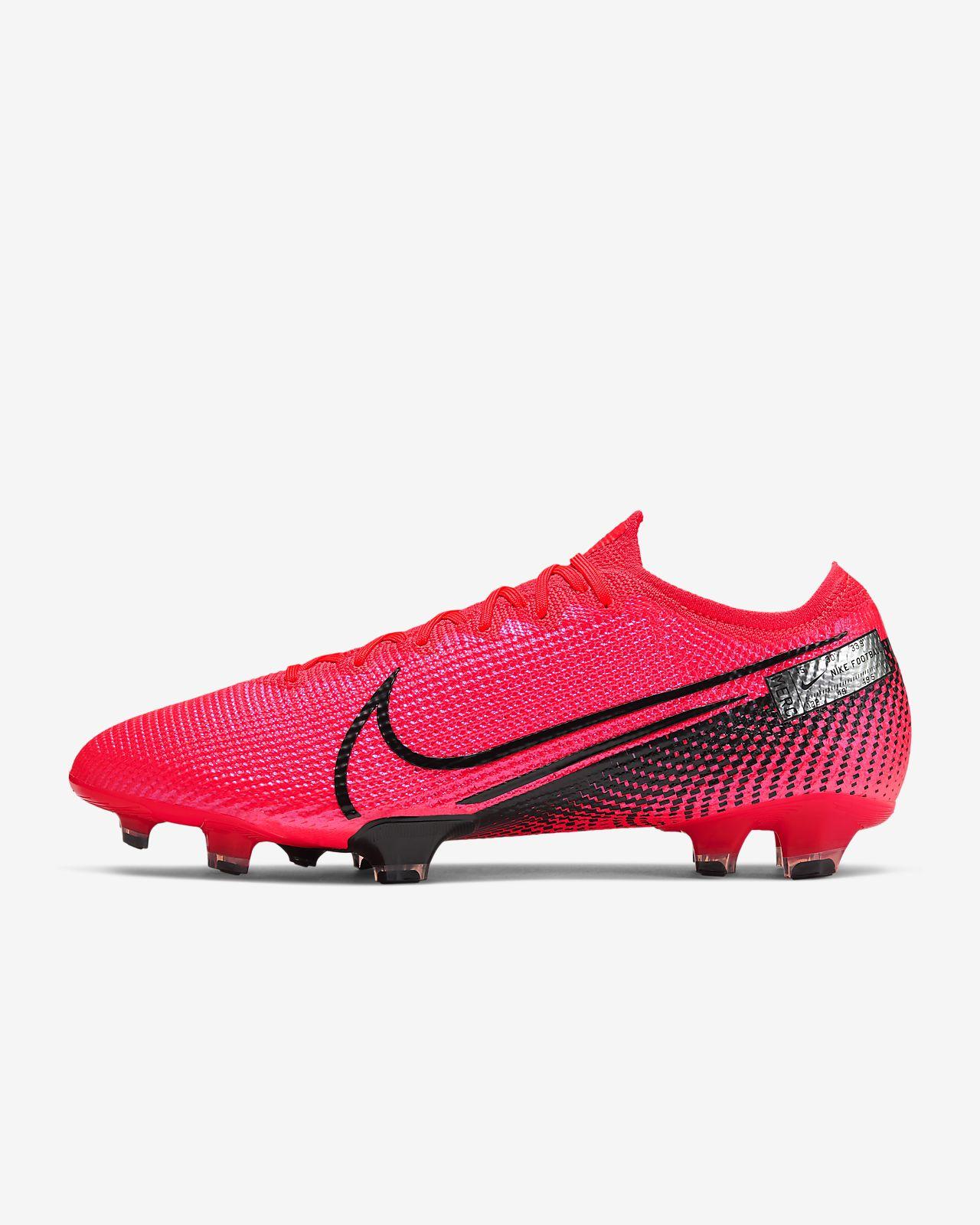 Ποδοσφαιρικό παπούτσι για σκληρές επιφάνειες Nike Mercurial Vapor 13 Elite FG