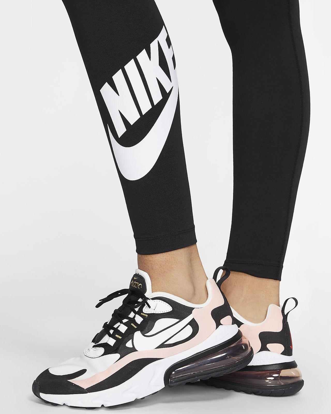 nike z wysokim stanem buty sportowe