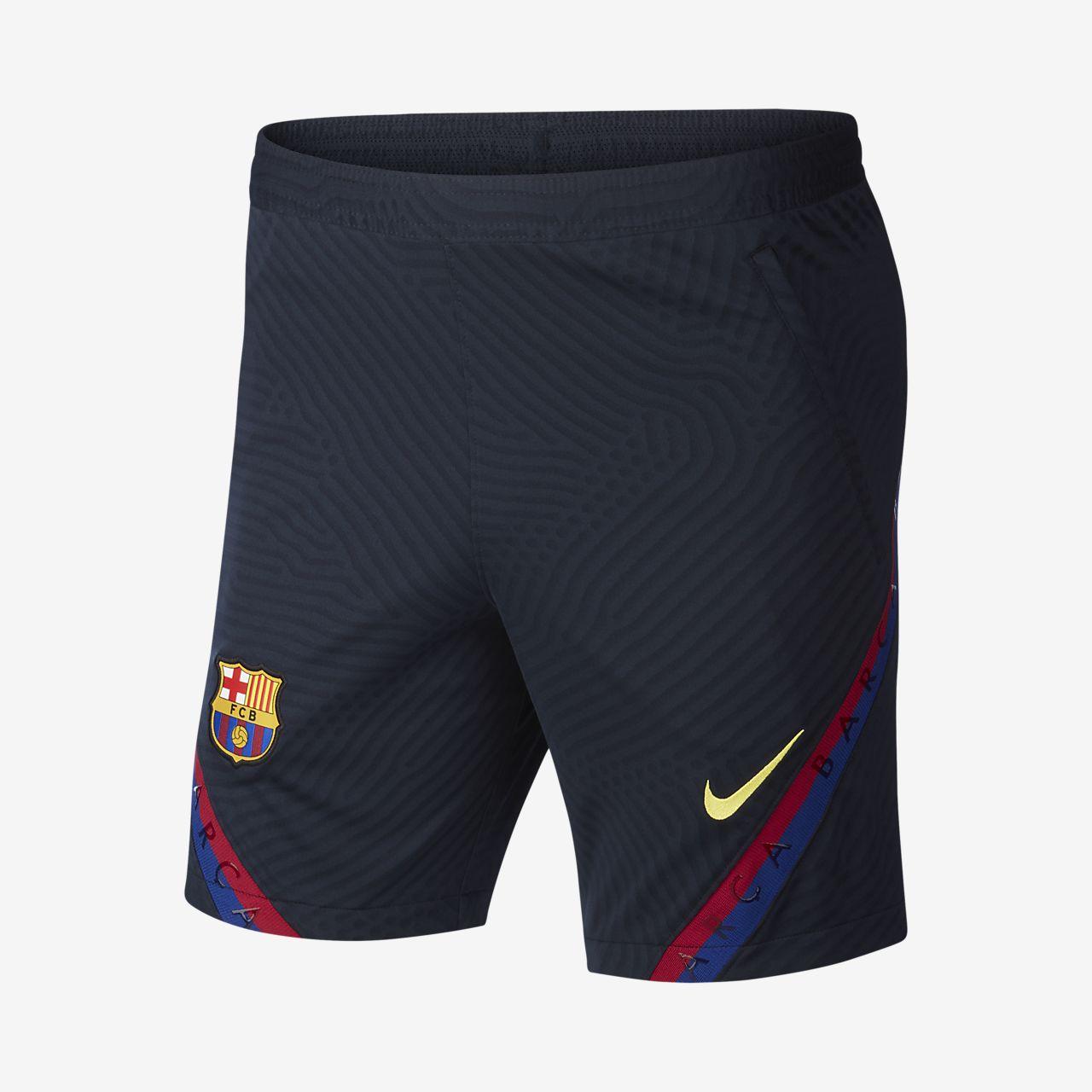 Short de football FC Barcelona Strike pour Homme