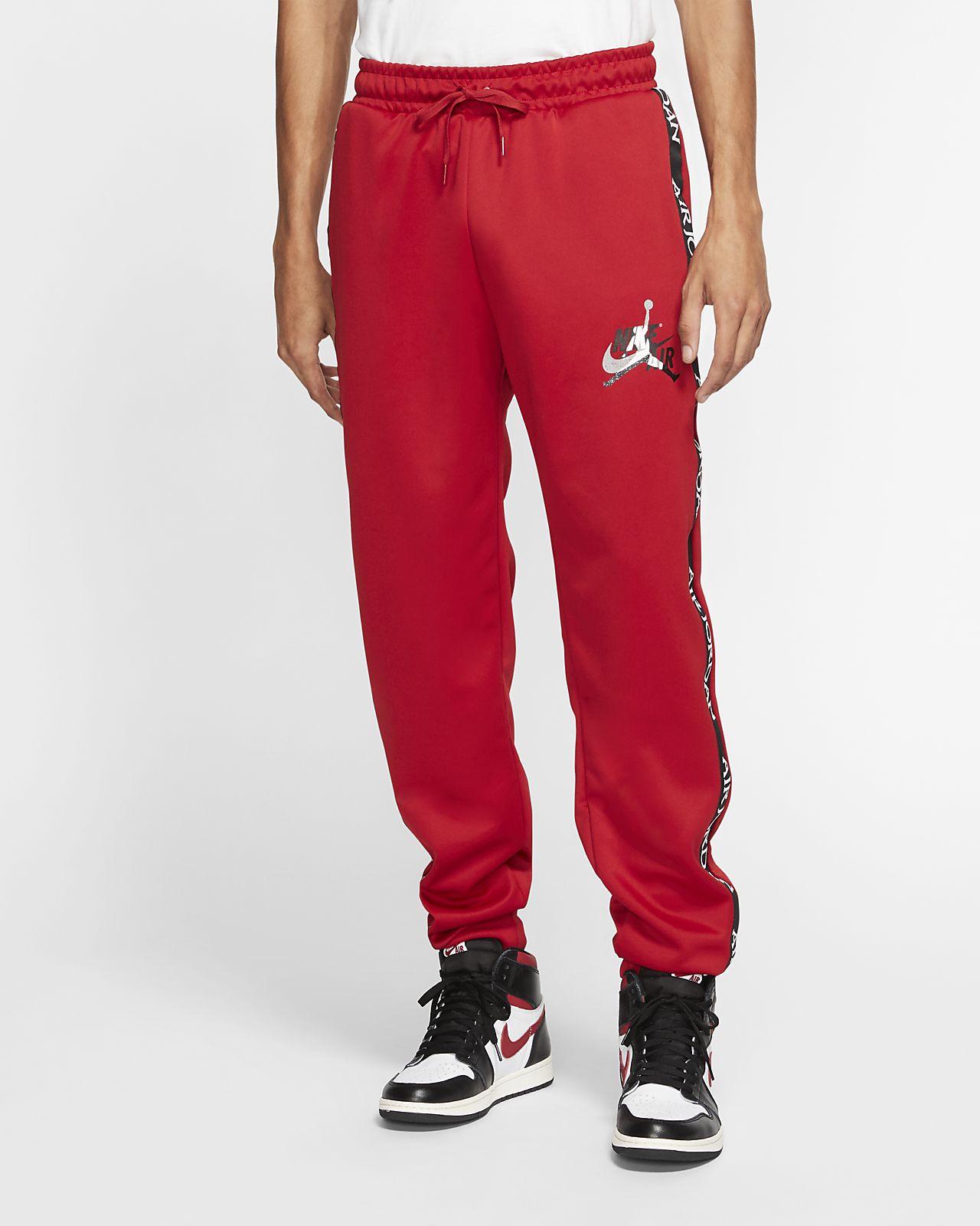 Calças de aquecimento tricotadas Jordan Jumpman Classics para homem
