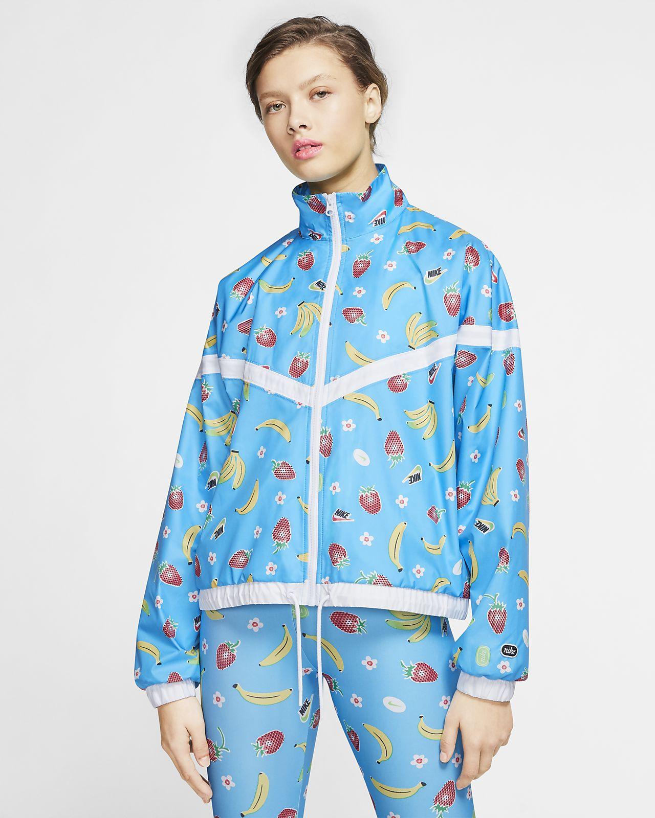 Nike Sportswear Women's Woven Printed Jacket