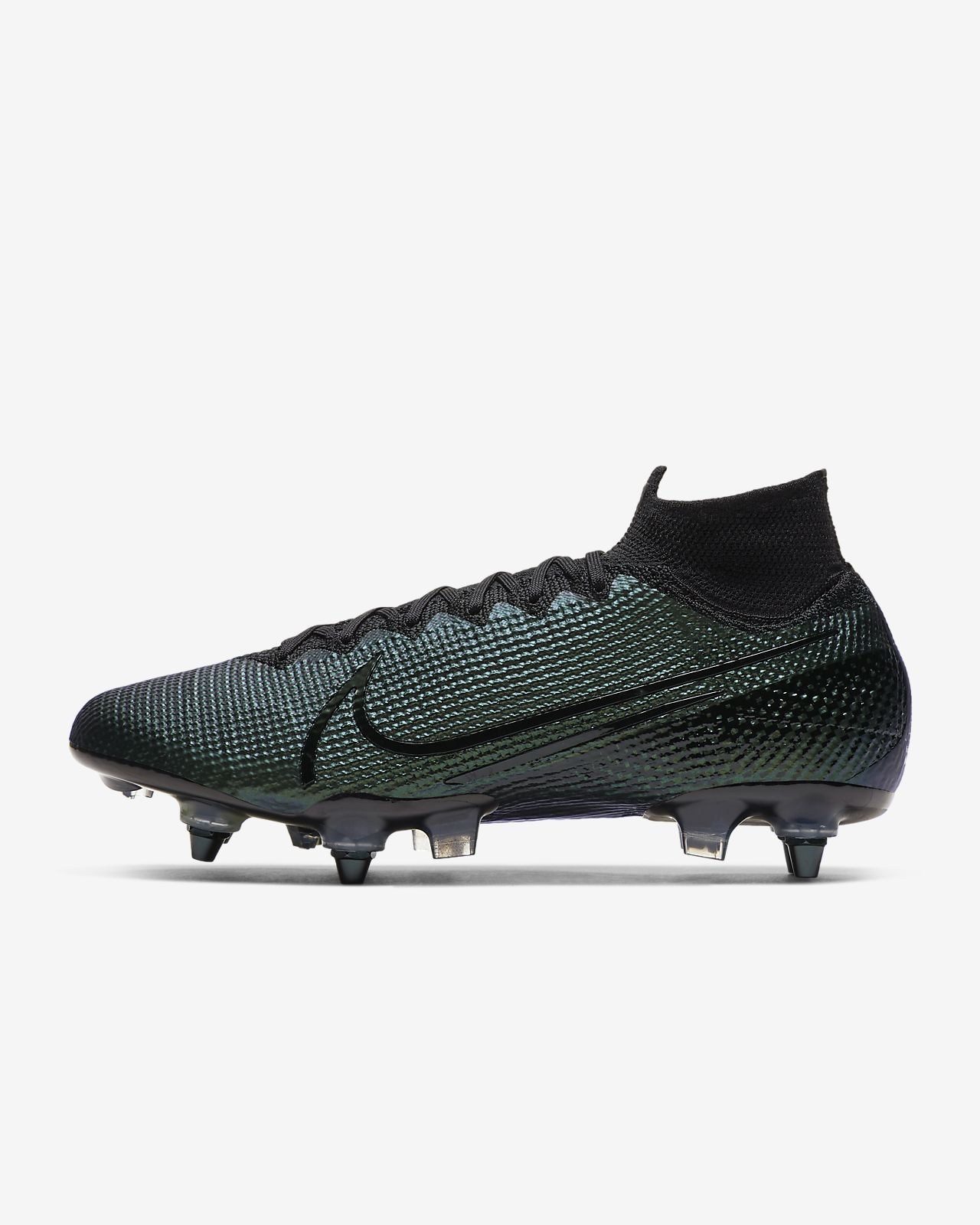 Scarpa da calcio per terreni morbidi Nike Mercurial Superfly 7 Elite SG PRO Anti Clog Traction