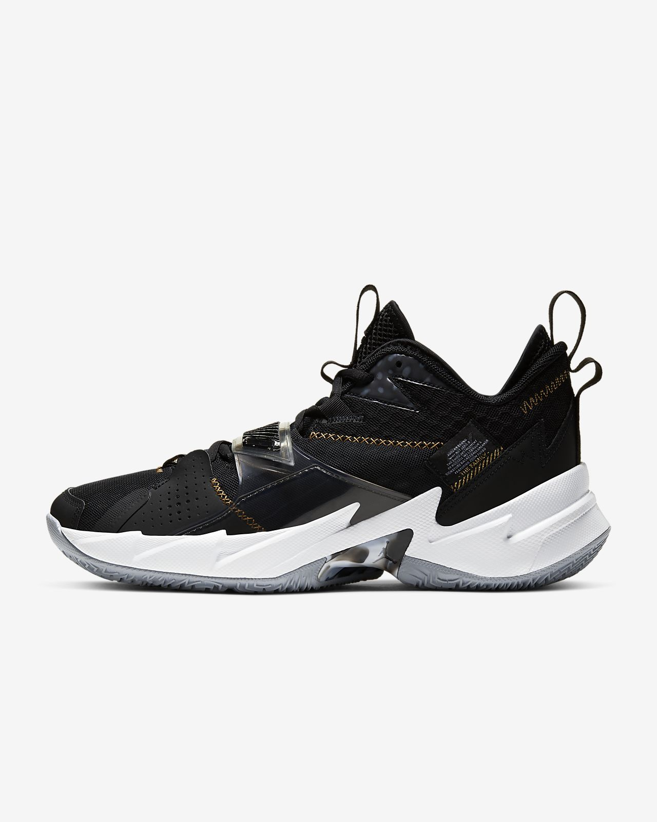 Jordan 'Why Not?' Zer0.3 Men's Basketball Shoe
