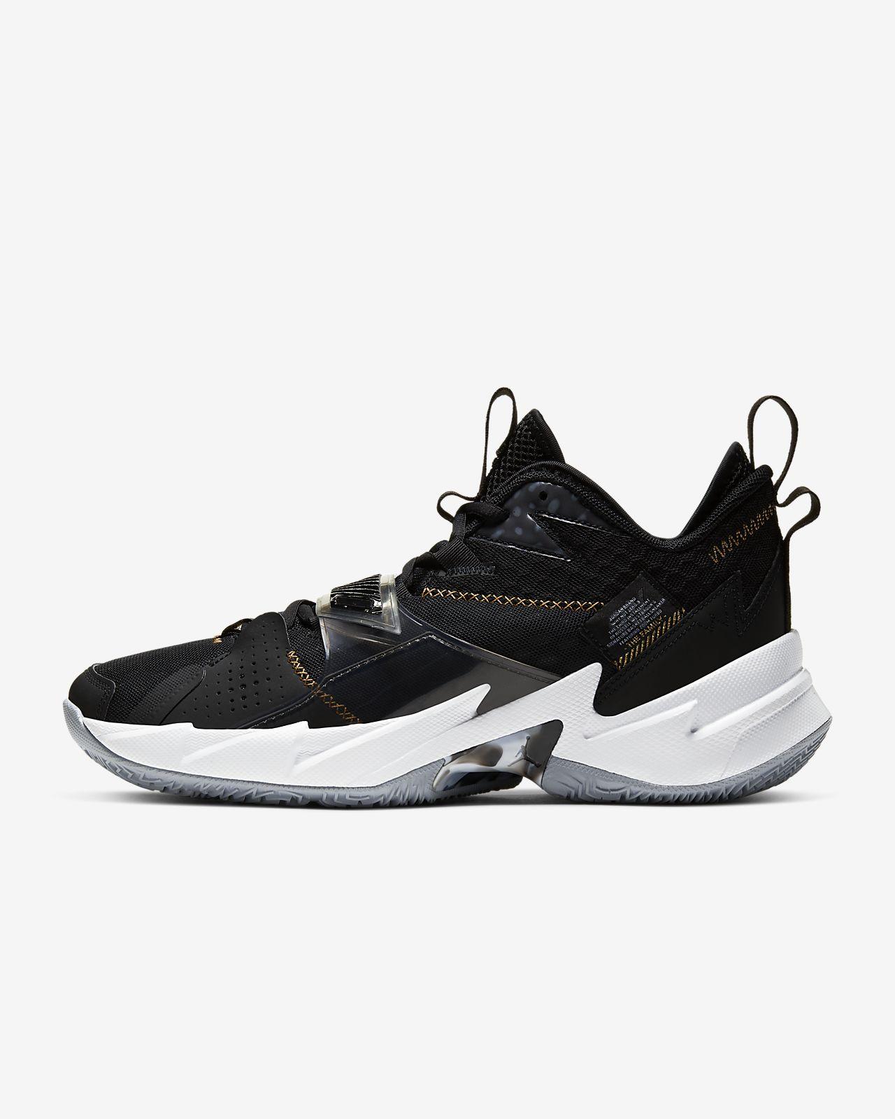 "Jordan ""Why Not?"" Zer0.3 Men's Basketball Shoe"