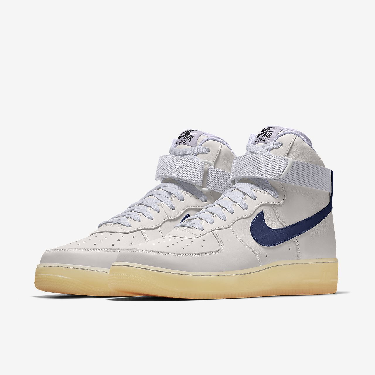 Scarpa personalizzabile Nike Air Force 1 High By You Uomo
