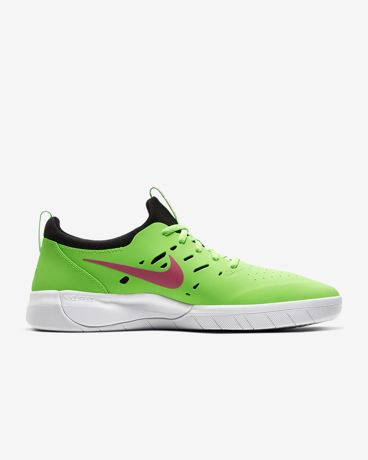 low priced reasonable price big sale Nike SB Nyjah Free Skate Shoe. Nike.com