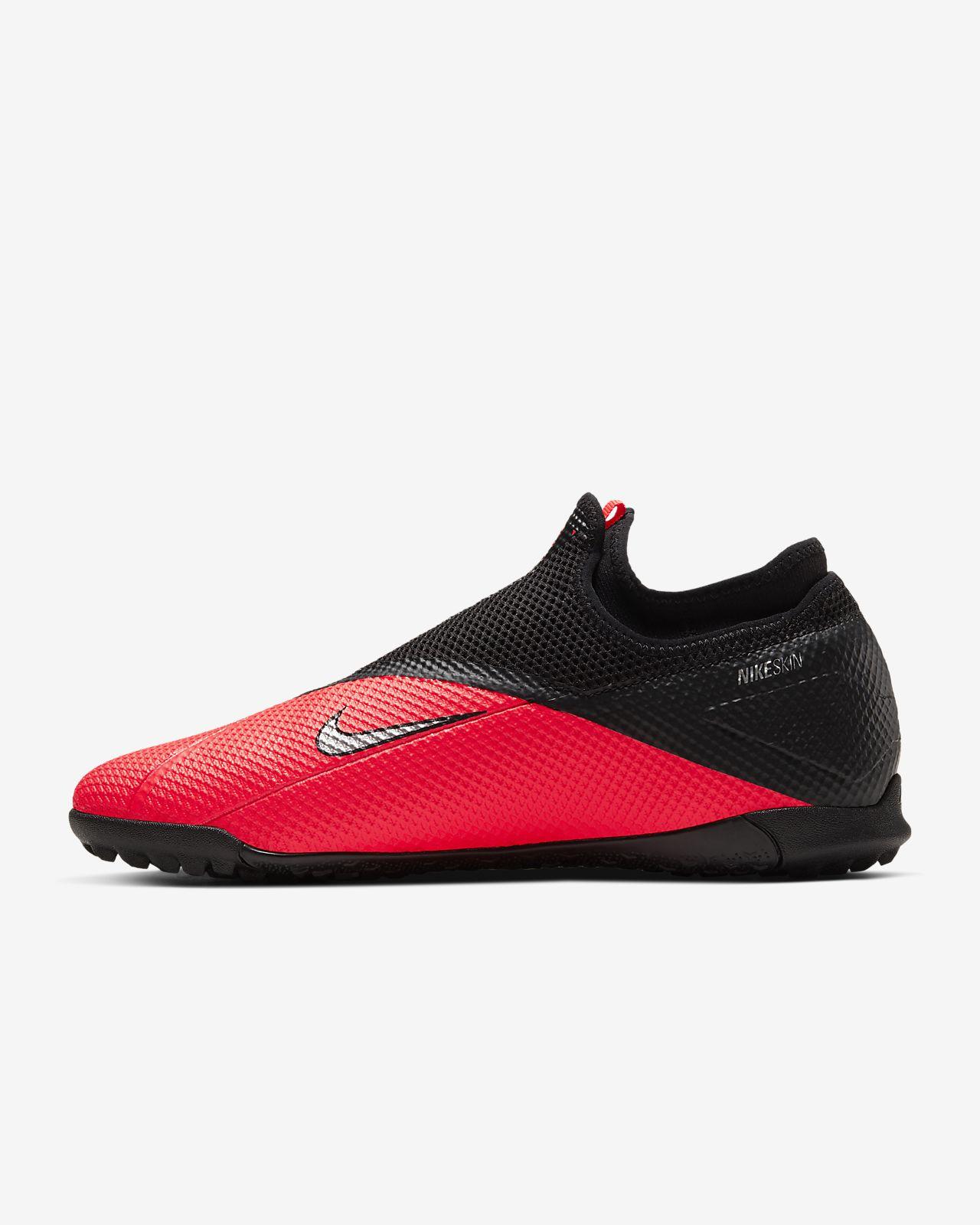 รองเท้าฟุตบอลสำหรับพื้นหญ้าเทียมสั้น Nike Phantom Vision 2 Academy Dynamic Fit TF