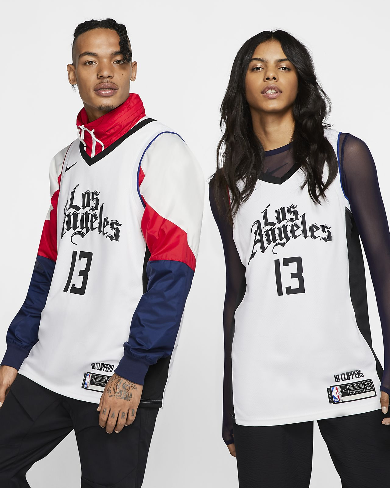 Paul George Clippers – City Edition Nike NBA Swingman Jersey