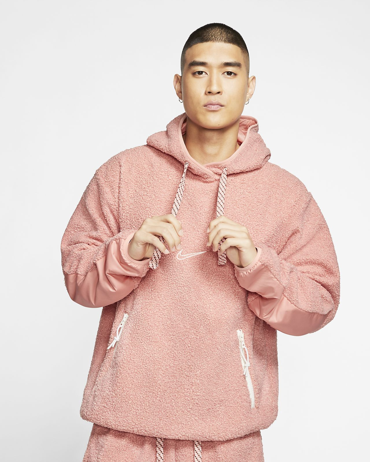 Nike Men's Cosy Basketball Hoodie