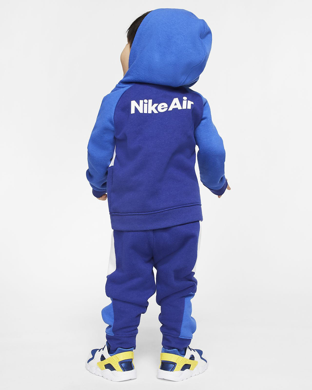 Nike Air Baby (12 24M) Hoodie and Joggers Set