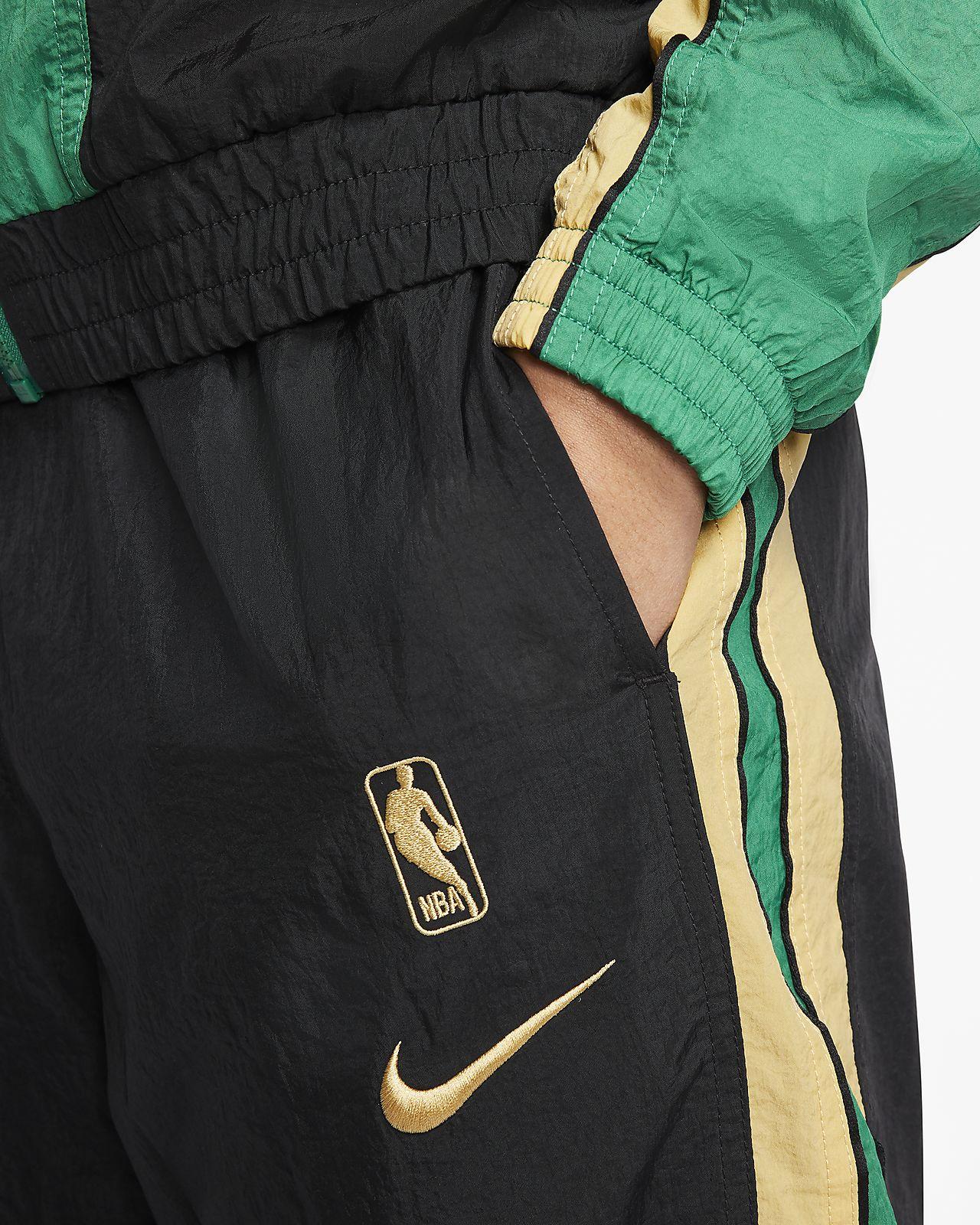 Celtics Courtside City Edition Nike NBA Trainingsanzug für Herren
