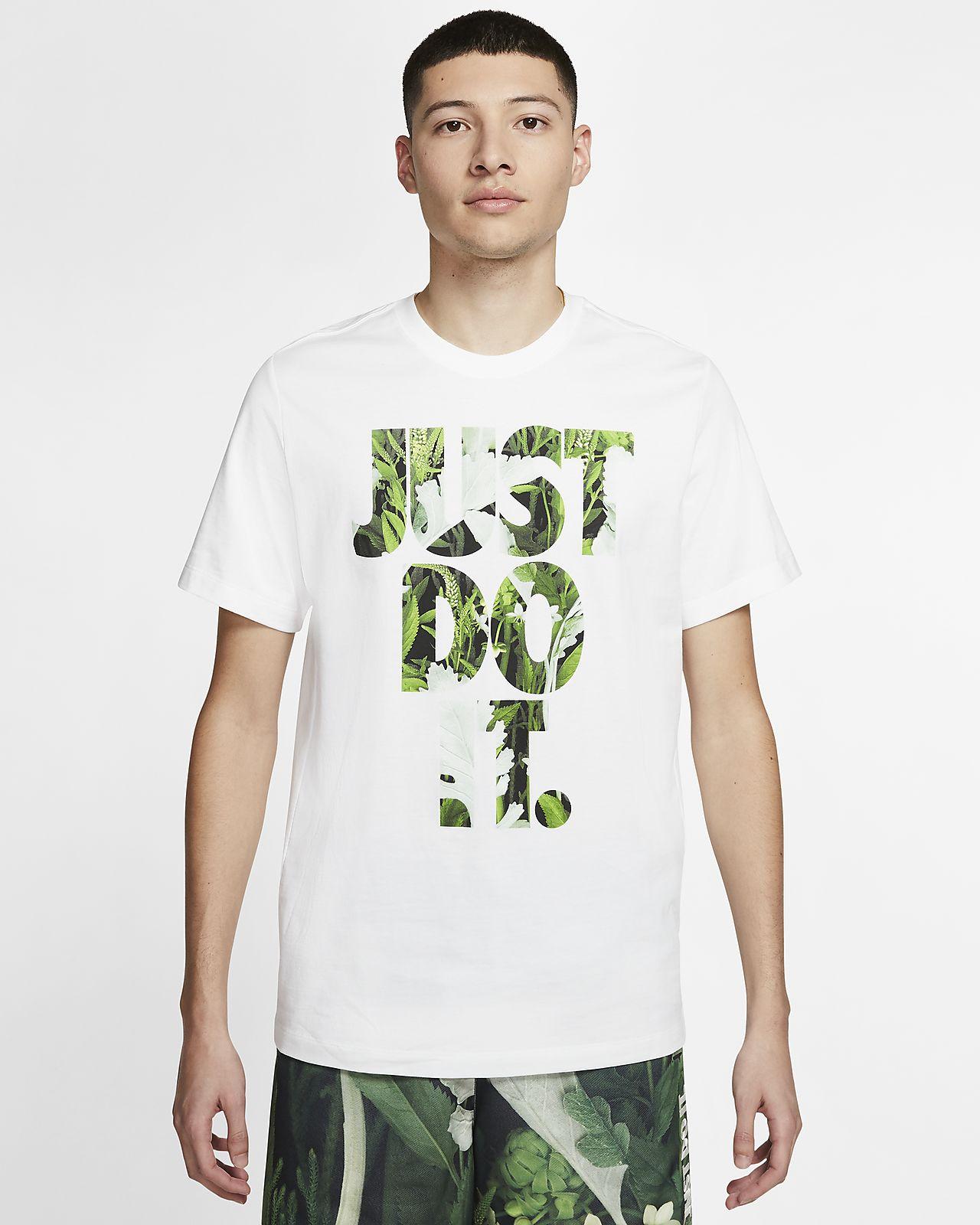 Nike Sportswear Jdi Men S Floral T Shirt Nike Sk