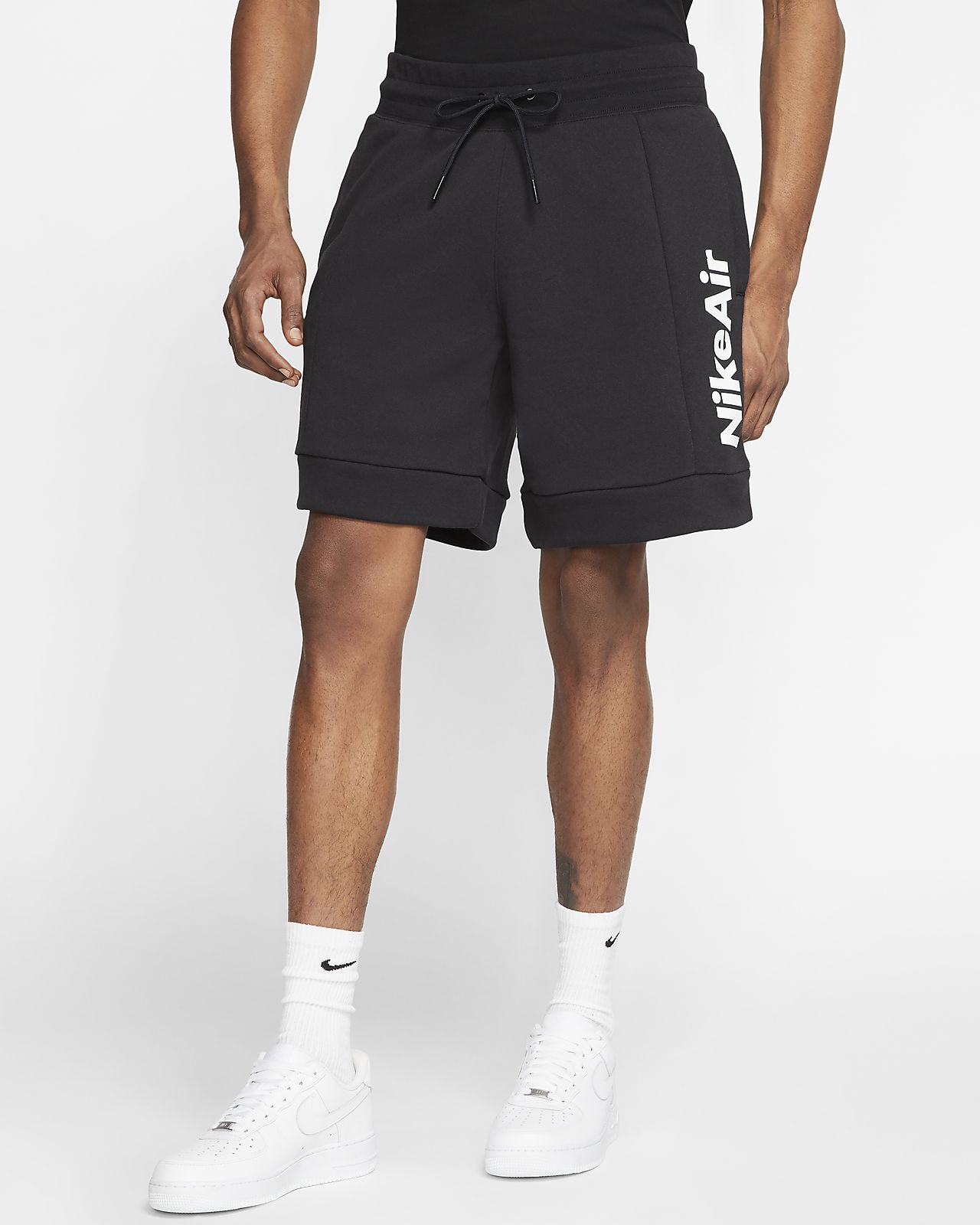Shorts in fleece Nike Air - Uomo