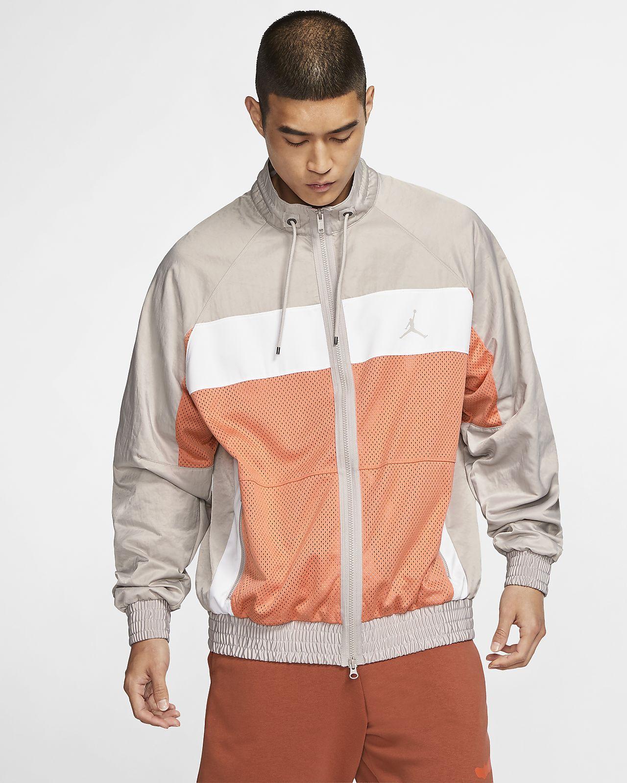 Jordan Wings Basketball Flight Suit Jacket