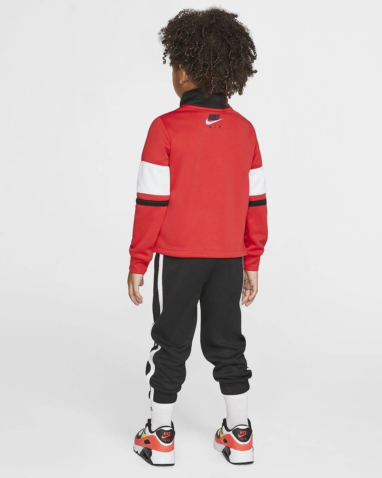 Nike Air Toddler Pullover and Joggers Set
