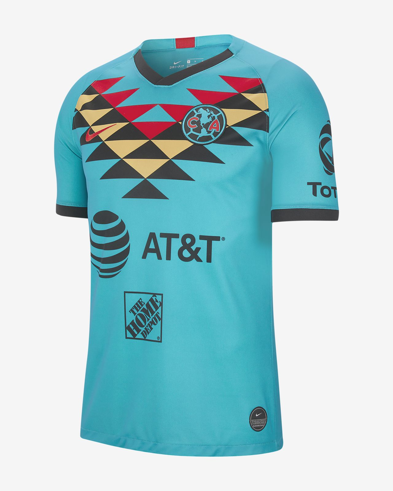 Club América 2019/20 Stadium Third Men's Soccer Jersey
