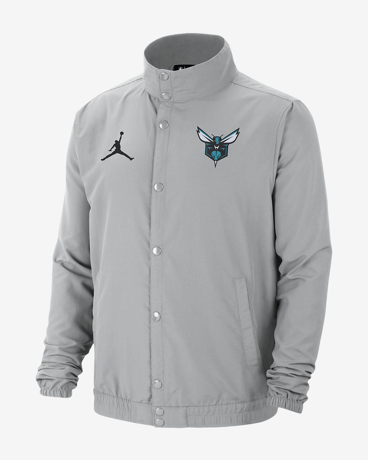 Veste Jordan NBA Hornets City Edition pour Homme