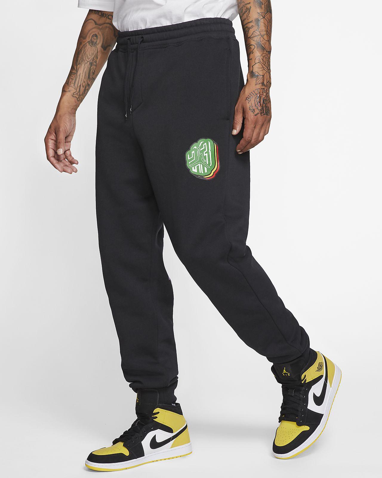 Jordan Jumpman Sticker Pantalons de teixit Fleece - Home