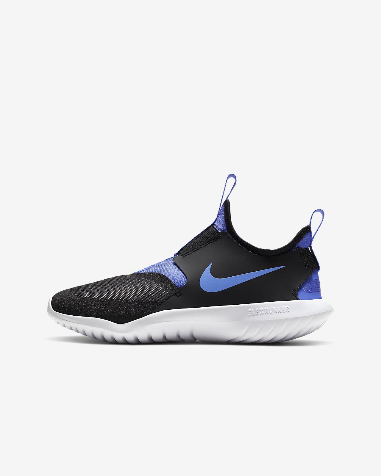 Nike Flex Runner Glitter Big Kids\u0027 Running Shoe