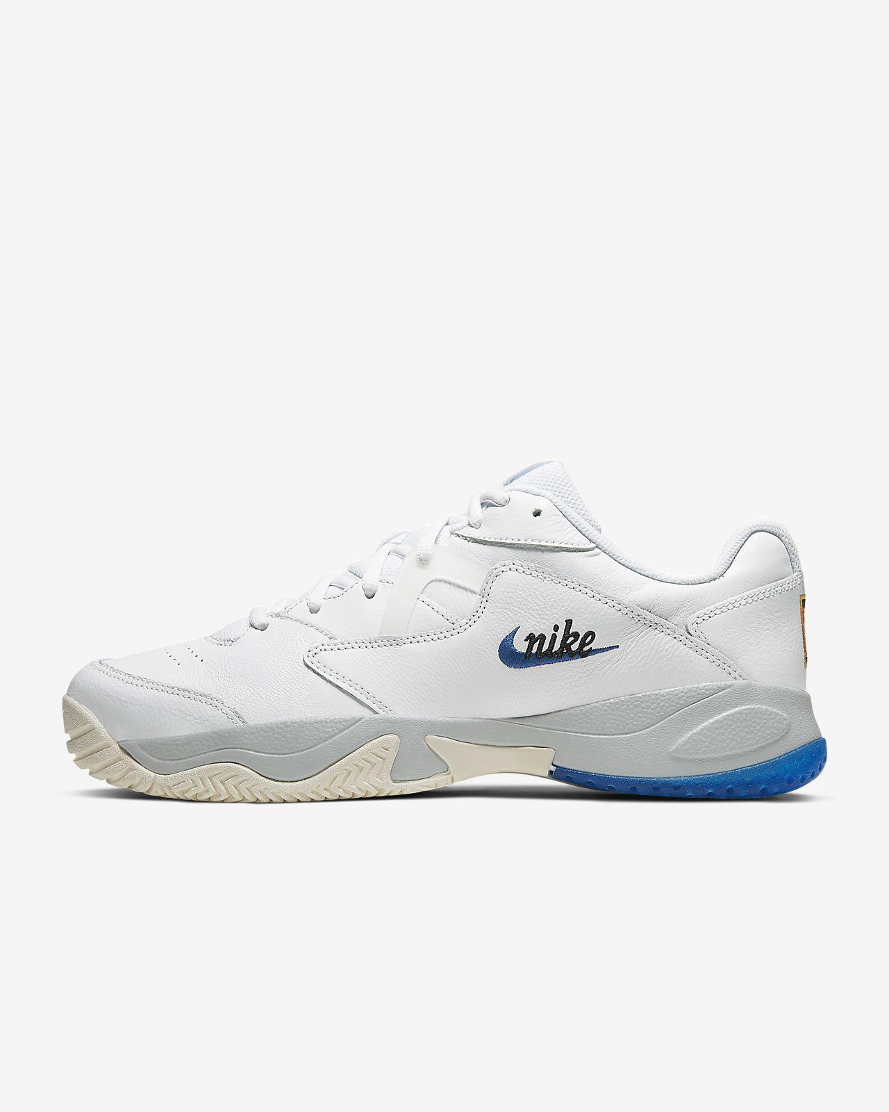 NikeCourt Lite 2 Premium Herren Tennisschuh