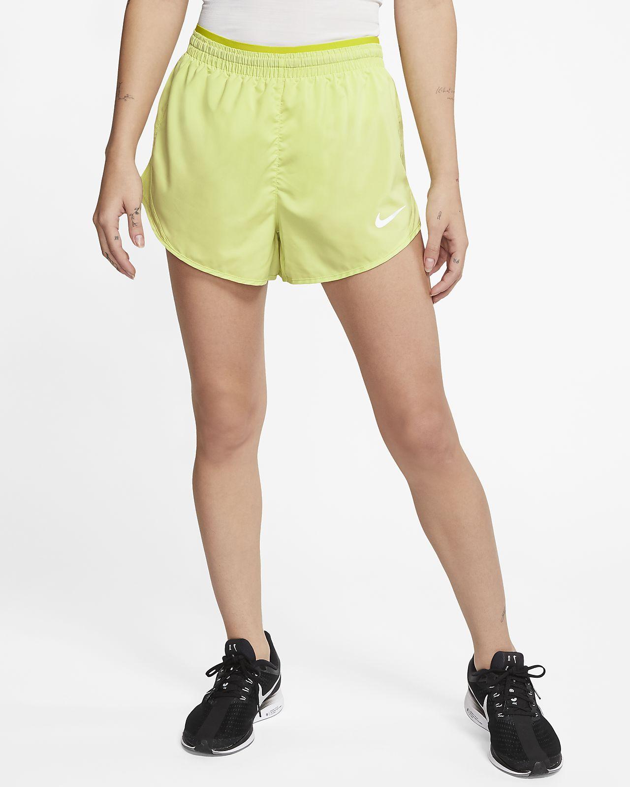 Short de running Nike Tempo Lux 8 cm pour Femme