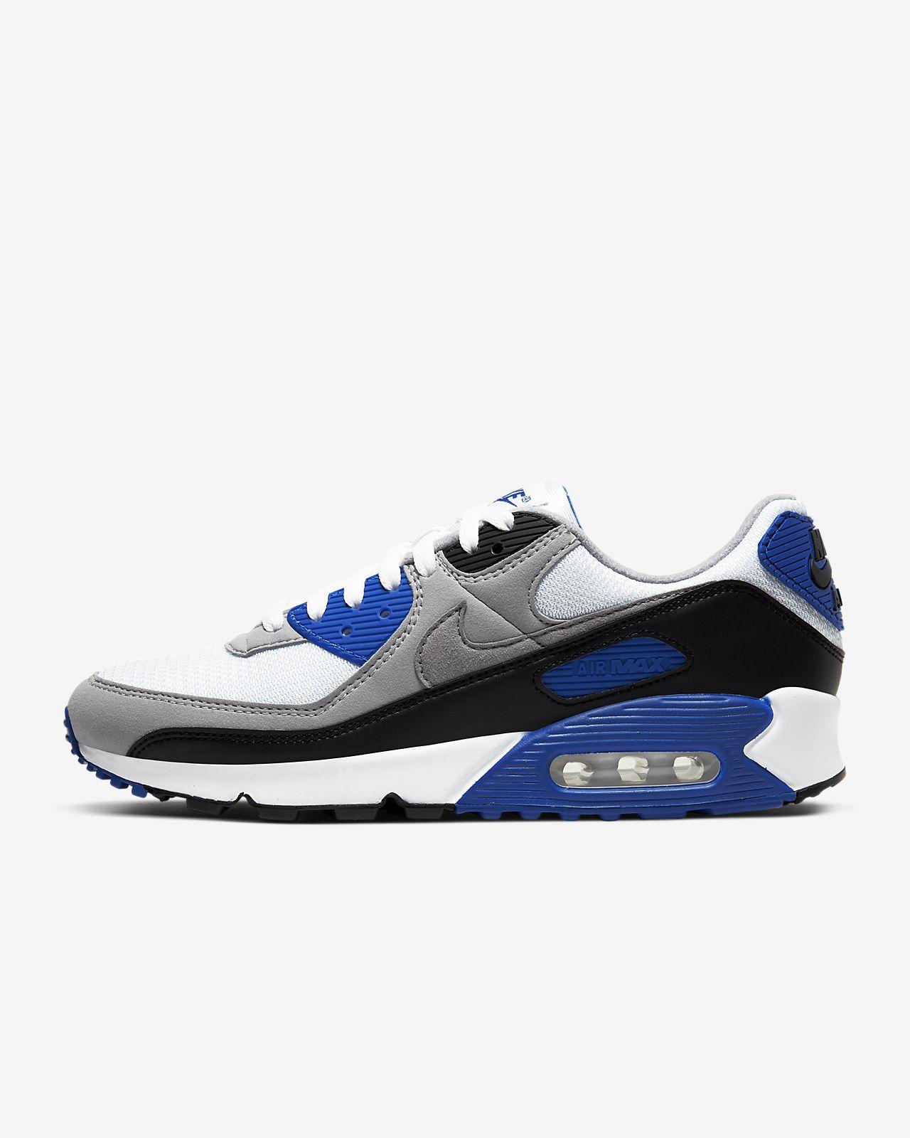 Nike Air Max Command Shoe for Men smoke greyblack hyper blue CD0873 002