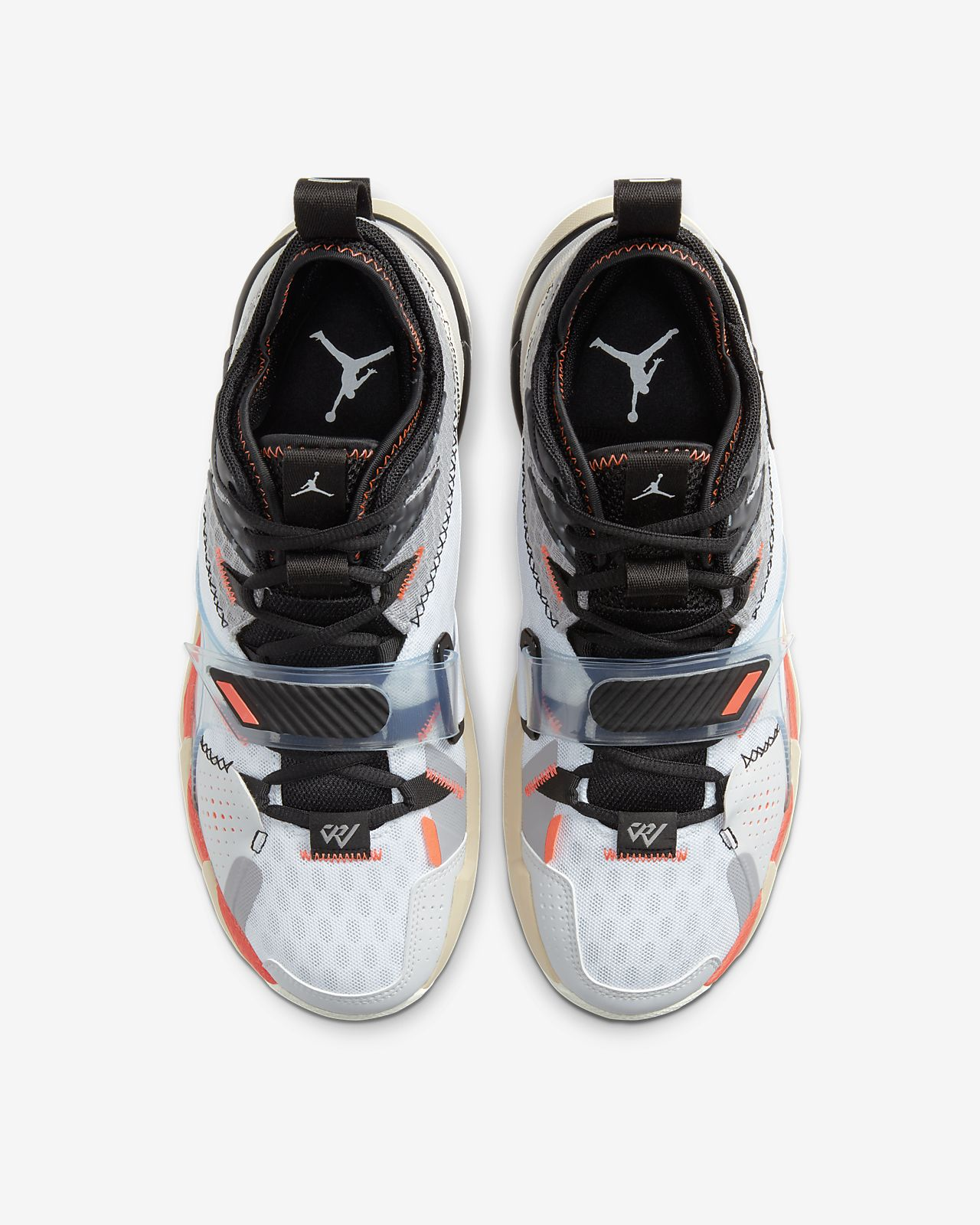 Jordan 'Why Not?' Zer0.3 Men's Basketball Shoe