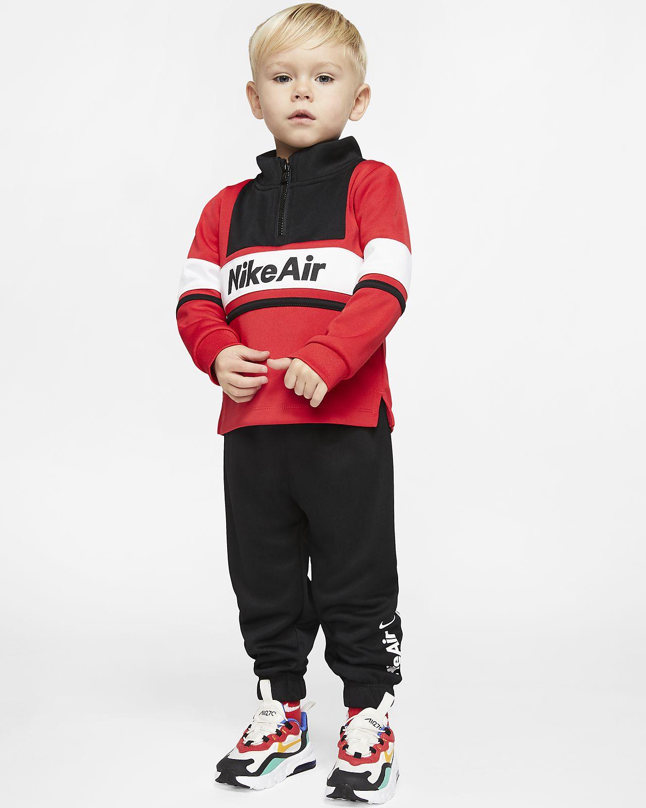 Nike Air Baby (12–24M) Sweatshirt and Joggers Set