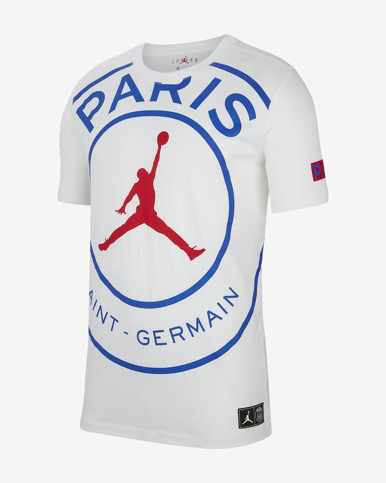 Paris Saint-Germain Men's Logo T-Shirt