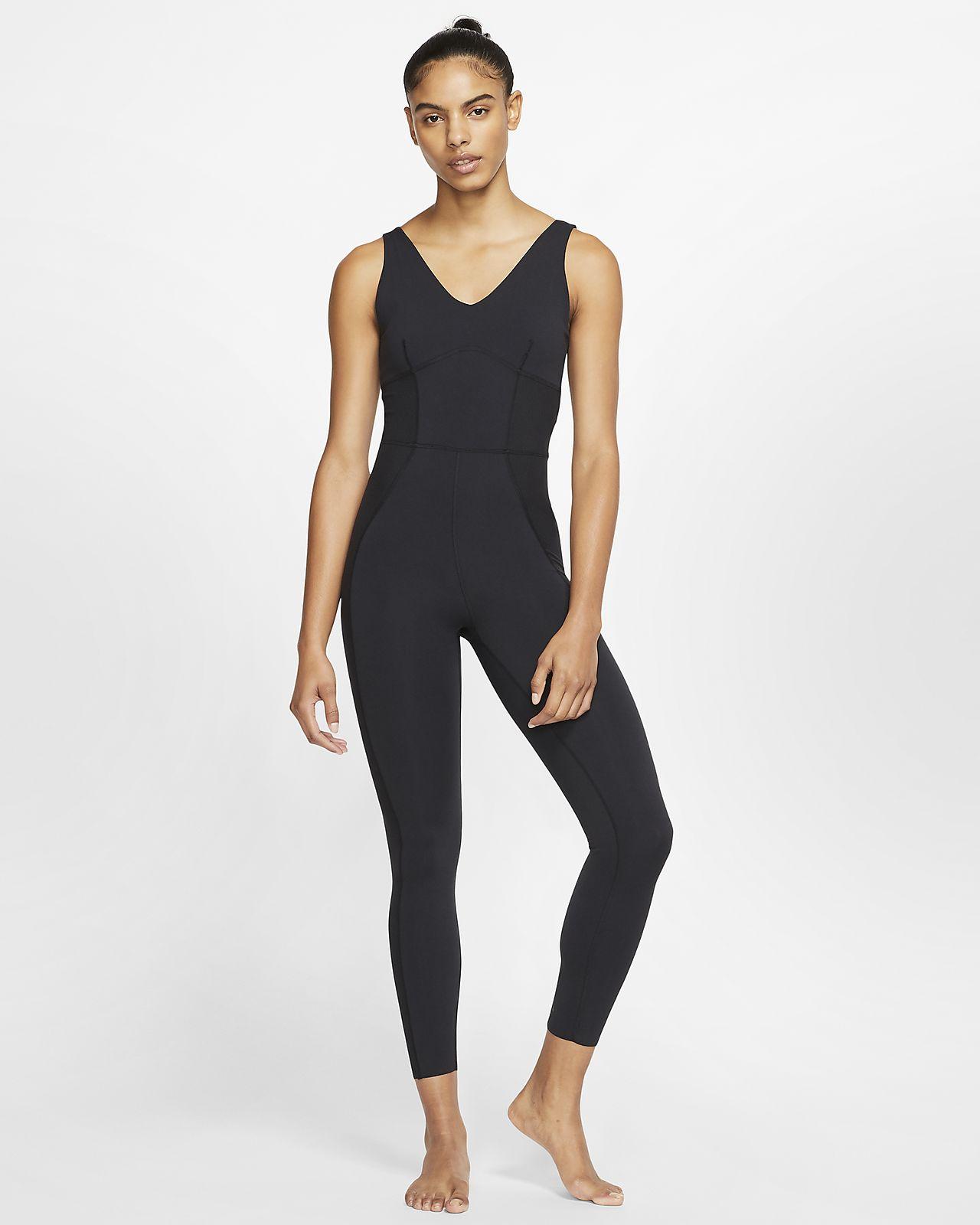 Nike Black Air Women's Jumpsuit