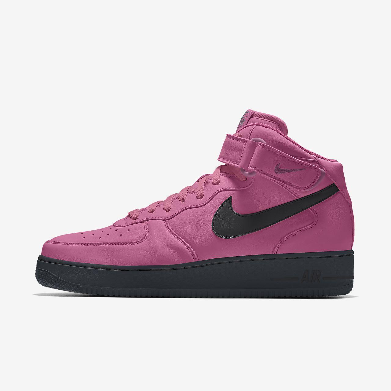 Nike Air Force 1 rose custom in 2020 | Custom shoes, Nike