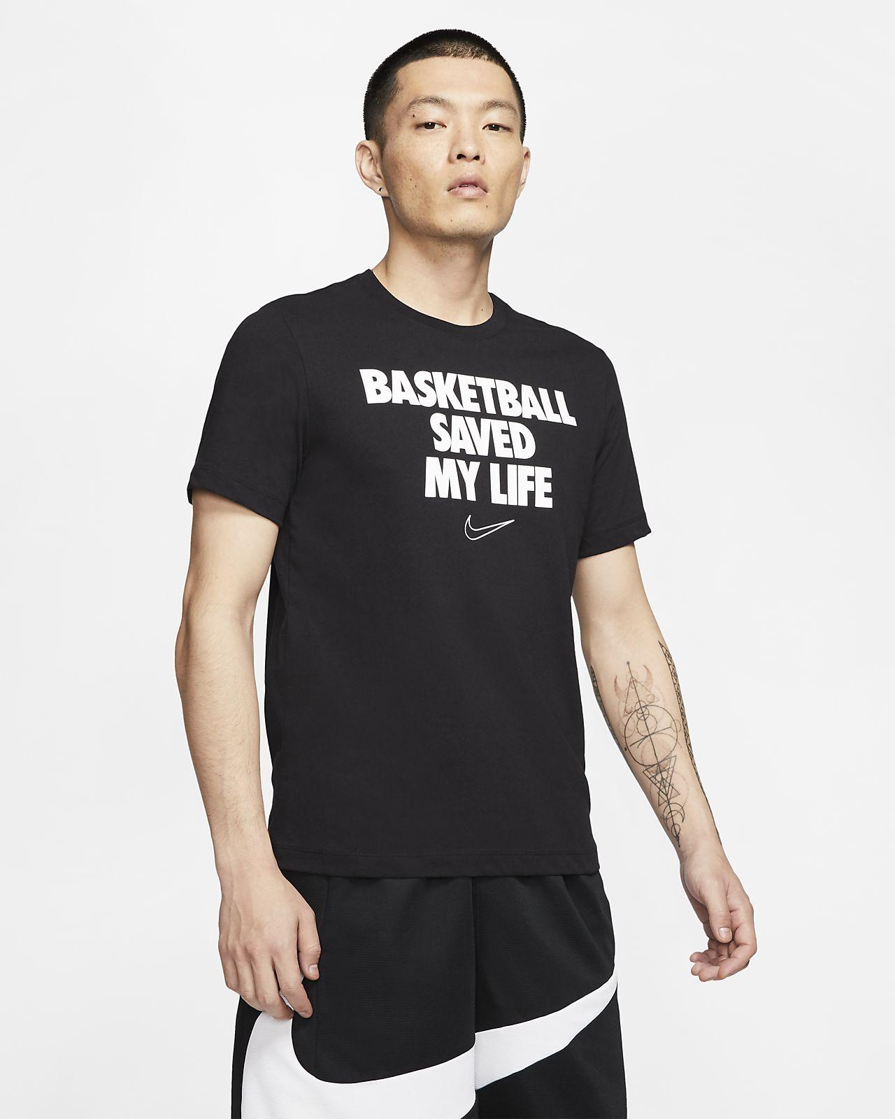 "Nike Dri-FIT ""My Life"" Basketball-T-Shirt für Herren"
