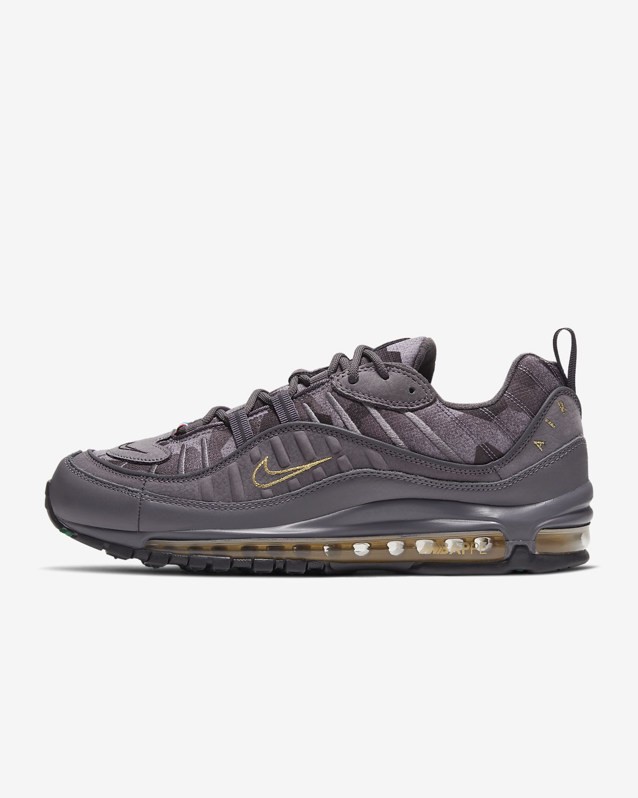 £94.99 Nike Air Max 97 Gs BLACK MONO OG sold by Office Intu