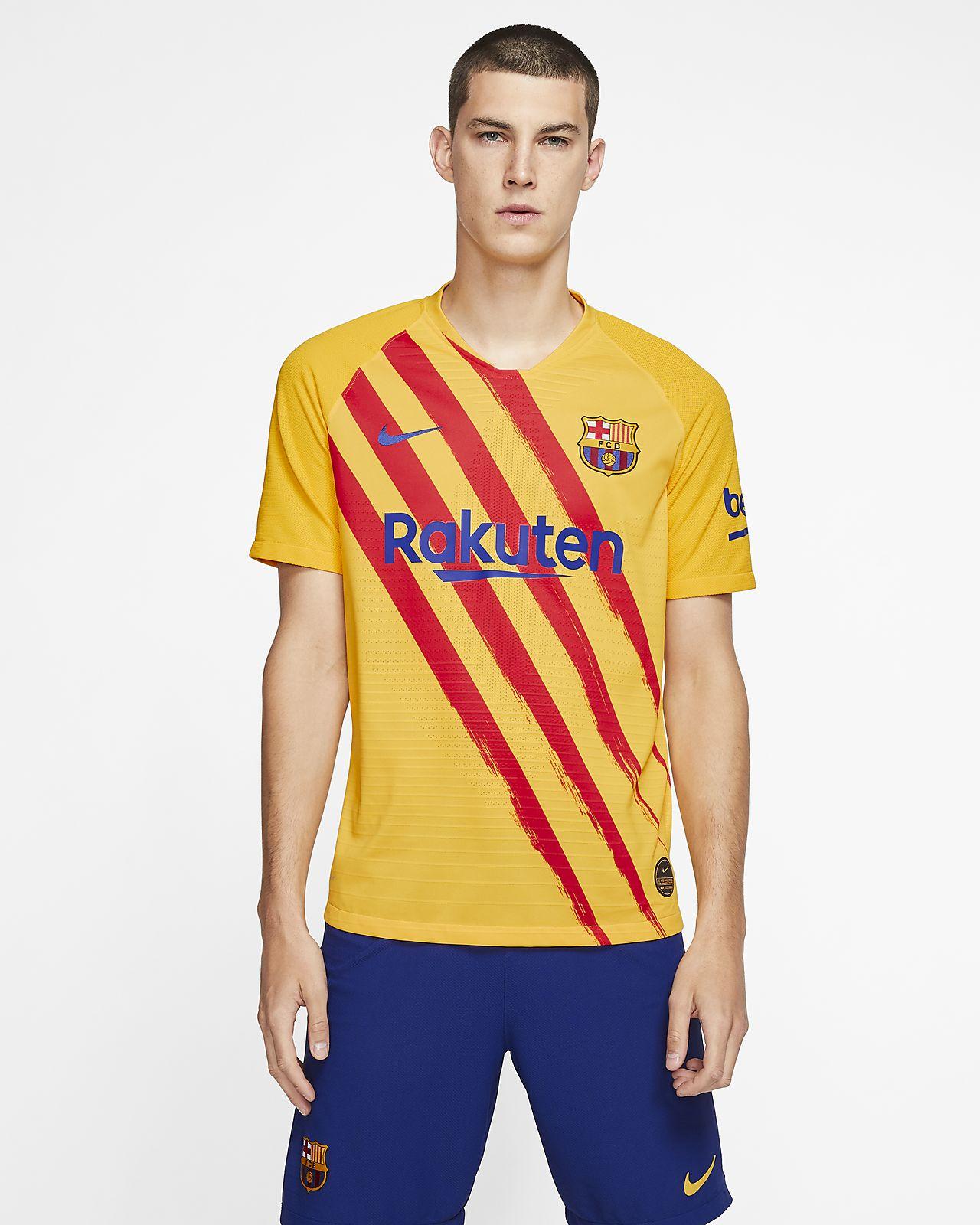 F.C. Barcelona Vapor Match Fourth Men's Football Shirt